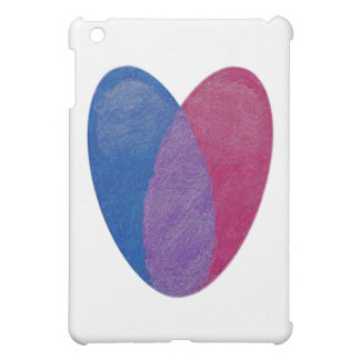 Bisexual Heart Cover For The iPad Mini