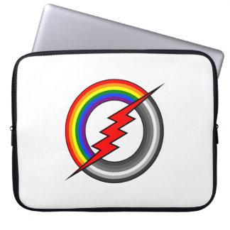 Bisexual Laptop Sleeve
