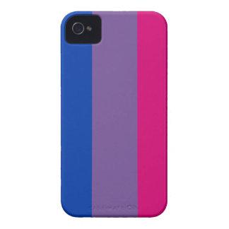 Bisexual orgulloso Case-Mate iPhone 4 protectores