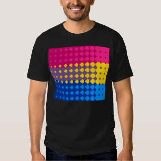 Bisexual/Pansexual (diseño 1) Playeras
