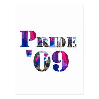 Bisexual Pride '09 Postcard
