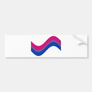 Bisexual Pride Bumper Sticker