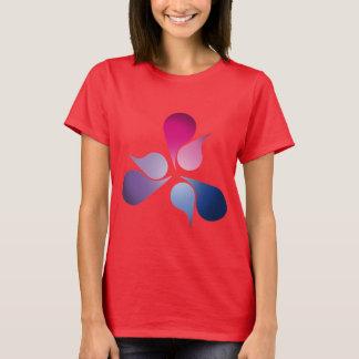 BISEXUAL PRIDE BURST T-Shirt
