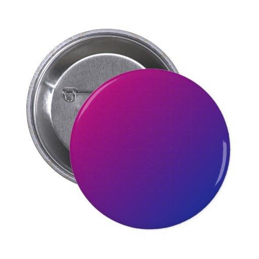 Bisexual Pride button - gradient