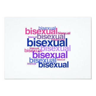 BISEXUAL PRIDE CLUSTER ANNOUNCEMENT
