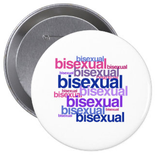 BISEXUAL PRIDE CLUSTER - png Button