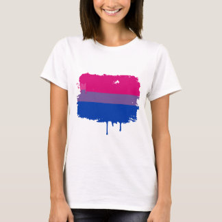 Bisexual Pride Colors T-Shirt