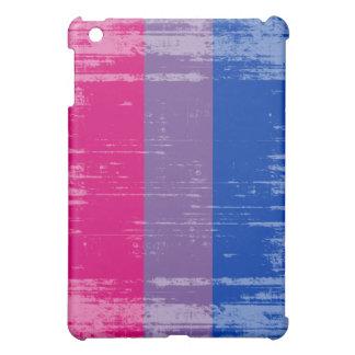 BISEXUAL PRIDE DISTRESSED DESIGN COVER FOR THE iPad MINI