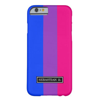 Bisexual Pride Flag Barely There iPhone 6 Case