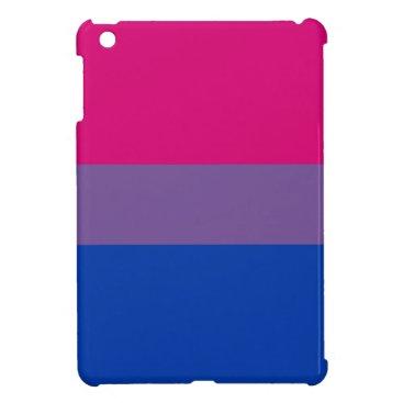 Bisexual Pride Flag Case For The iPad Mini