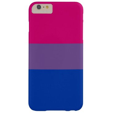 Bisexual Pride Flag Barely There iPhone 6 Plus Case