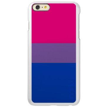 Bisexual Pride Flag Incipio Feather Shine iPhone 6 Plus Case