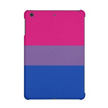 Bisexual Pride Flag iPad Mini Case