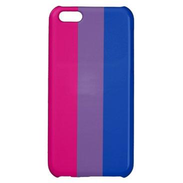 Bisexual Pride Flag Case For iPhone 5C