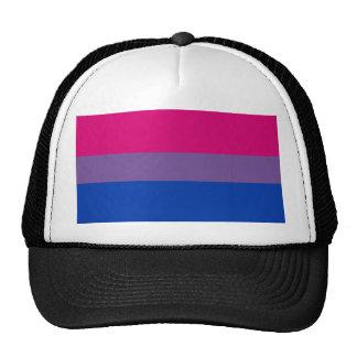 Bisexual Pride Flag Trucker Hat