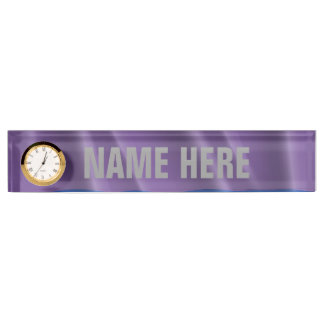 BISEXUAL PRIDE FLAG WAVY DESIGN - 2014 PRIDE.png Desk Nameplates
