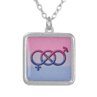 Bisexual Pride Gender Knot Jewelry