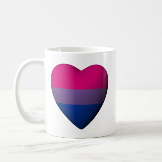 BISEXUAL PRIDE HEART -.png Coffee Mug