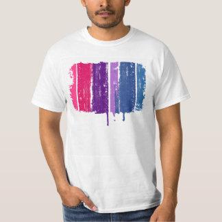 BISEXUAL PRIDE INK BAR T-Shirt