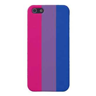 Bisexual Pride iPhone case