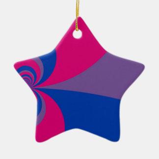 Bisexual Pride Ornament