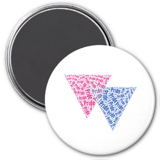 BISEXUAL PRIDE -.png Magnet