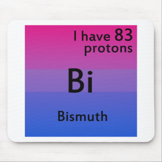 Bisexual science mousepads