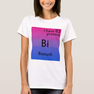 Bisexual science T-Shirt