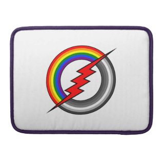Bisexual Sleeve For MacBook Pro
