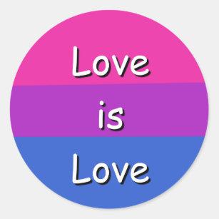 Bisexual symbol emoji
