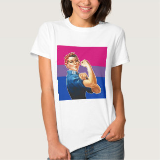 Bisexual Woman Pride T-shirt