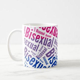 BISEXUAL WORD PATTERN FLAG -.png Coffee Mug