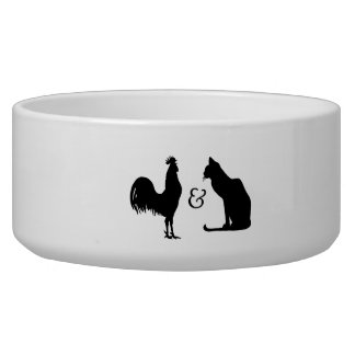 Bisexuality Dog Water Bowls