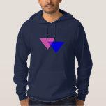 Bisexuality symbol Hoodie