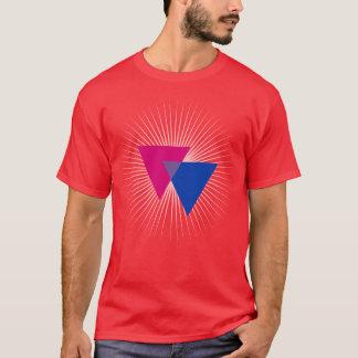 Bisexuality Symbol T-Shirt