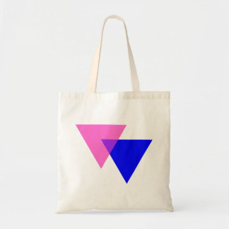 Bisexuality symbol Tote