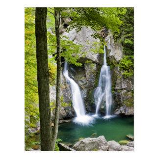 Bish Bash Falls in Bish Bash Falls State Park Postcard