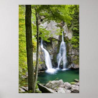 Bish Bash Falls in Bish Bash Falls State Park Poster