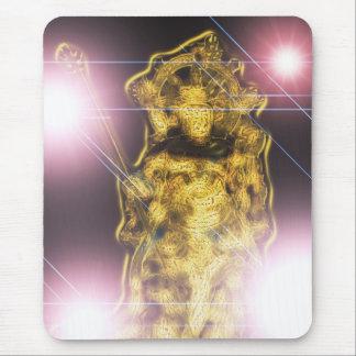 Bishamon heaven mouse pad