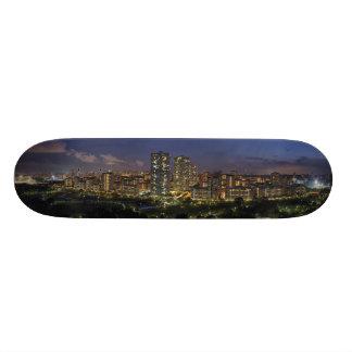 Bishan Park Panorama Singapore Skateboards