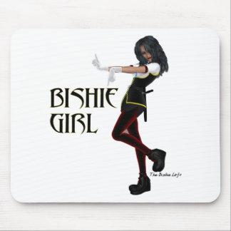 BISHIE GIRL 002 MOUSE PAD