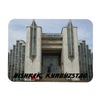 Bishkek Modernist Architectre - Kyrgyzstan Magnet