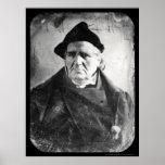 Bishop Chase Daguerreotype 1846 Print
