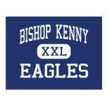 Bishop Kenny - Eagles - High - Jacksonville Postcards