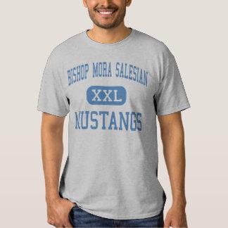 Bishop Mora Salesian - Mustangs - Los Angeles T-shirt
