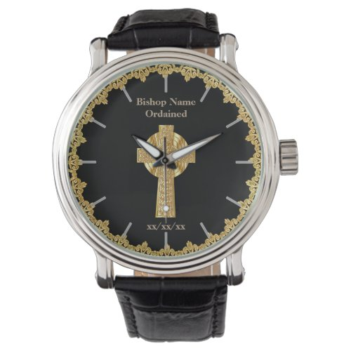 Bishop Ordination Ordained Commemorative Gift Watch