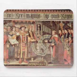Bishop Robert Sherburne with Henry VIII Mouse Pad