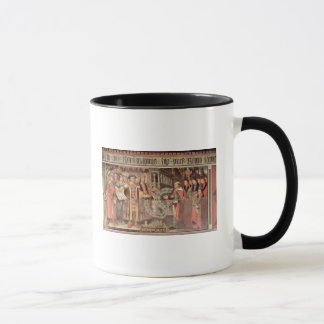 Bishop Robert Sherburne with Henry VIII Mug