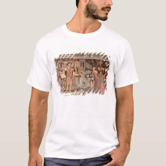 Bishop Robert Sherburne with Henry VIII T-Shirt
