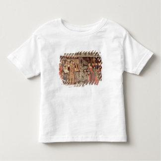 Bishop Robert Sherburne with Henry VIII Toddler T-shirt